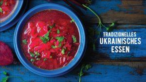 Ukrainisches Essen
